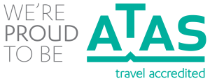 ATAS Accredited Travel Agency  - Iceberg Events