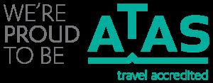 ATAS Accredited Travel Agency  - Iceberg Events